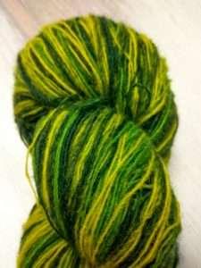 Кауни Green Yellow 8/1